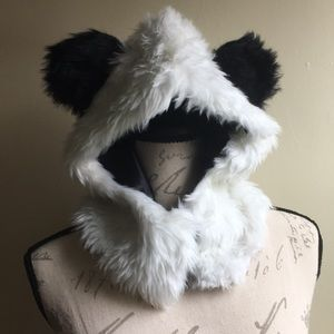 Panda Ears Hat by Claire's